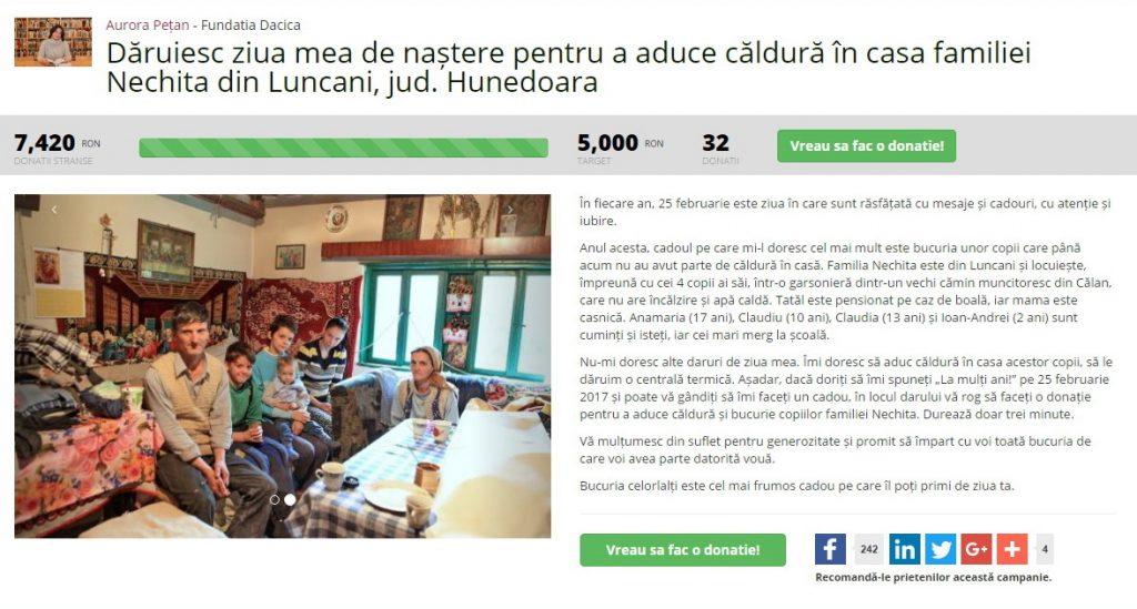 galantom fundraising